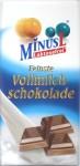 Minus-L Laktosefrei: Milchschokolade, 37%