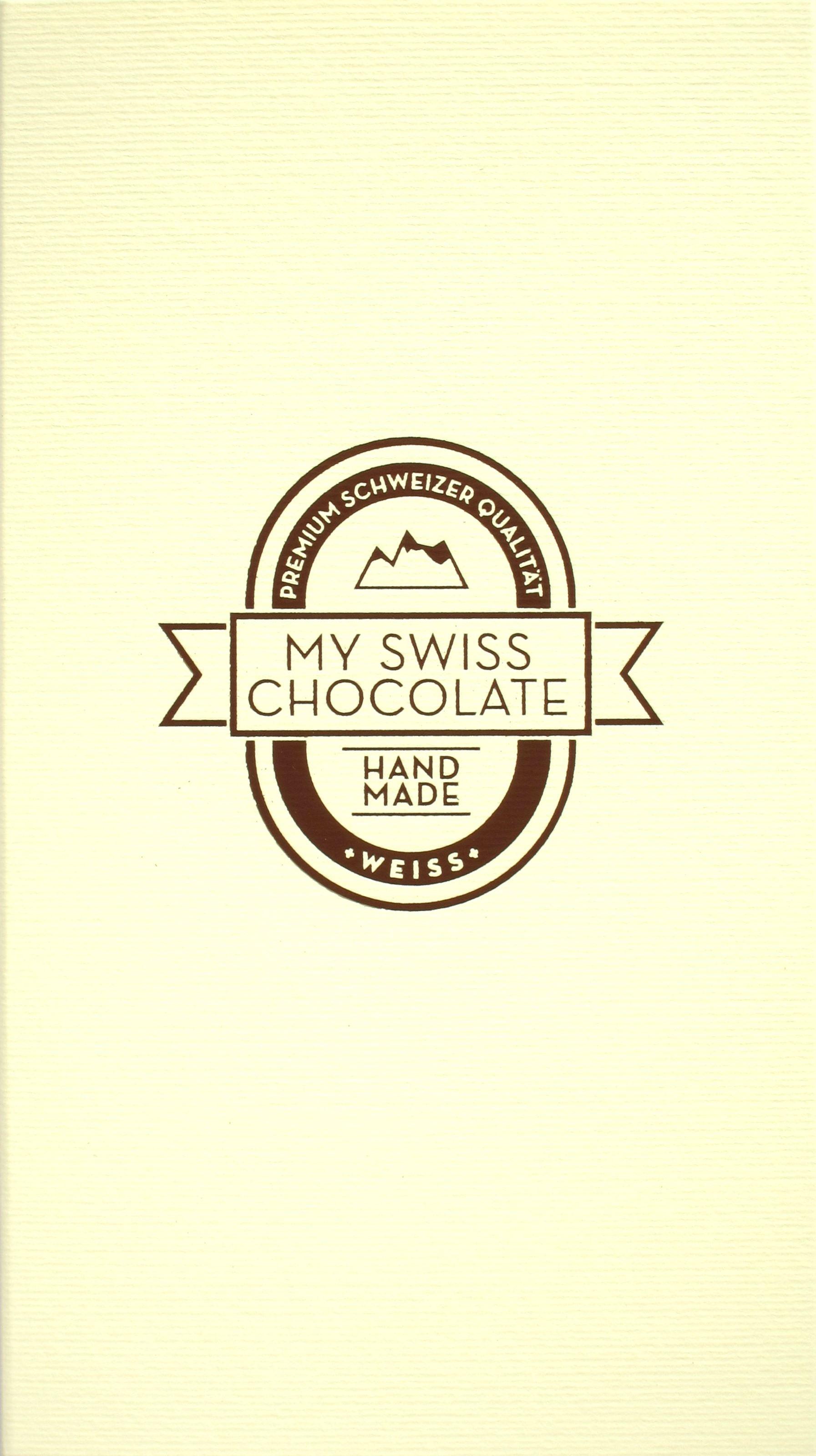 """mySwiss-Schokoladenbox """"weiß"""""""