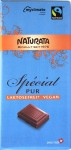Naturata-Reismilchschokolade 'Spécial Pur'