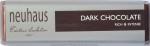 Neuhaus Dunkle Schokolade 52%