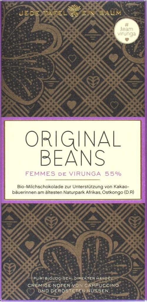Original Beans 55% Milchschokolade