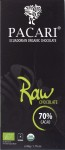 Pacari Raw Chocolate 70%