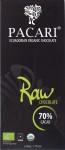 Pacari Raw Chocolate 70%