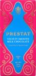 Prestat 32% Milchschokolade, Vorderseite
