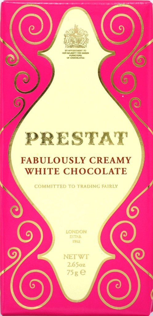 """Tafel Prestat """"Creamy White"""""""