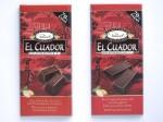 Rausch Plantagenschokolade El Cuador, 2 Tafeln