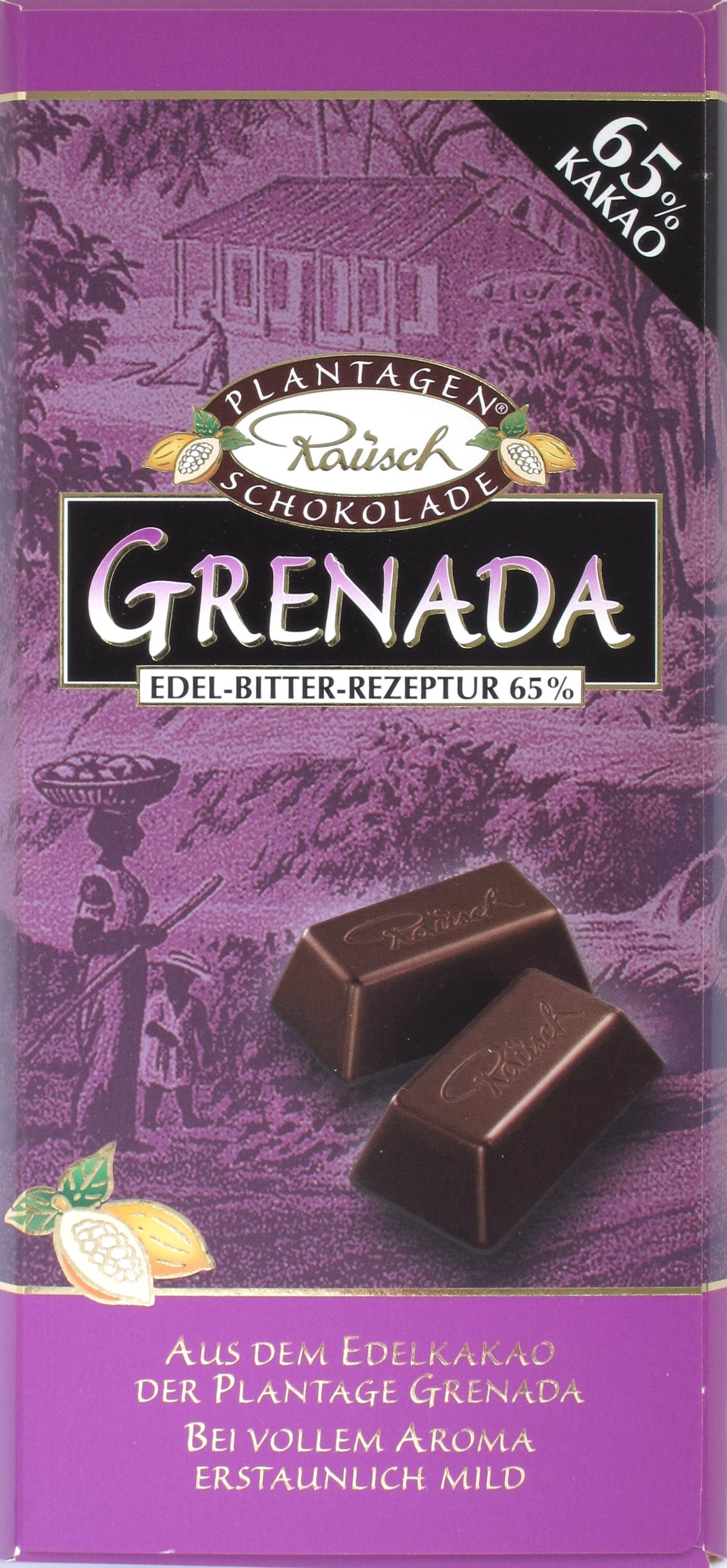 Rausch 65% Schokolade