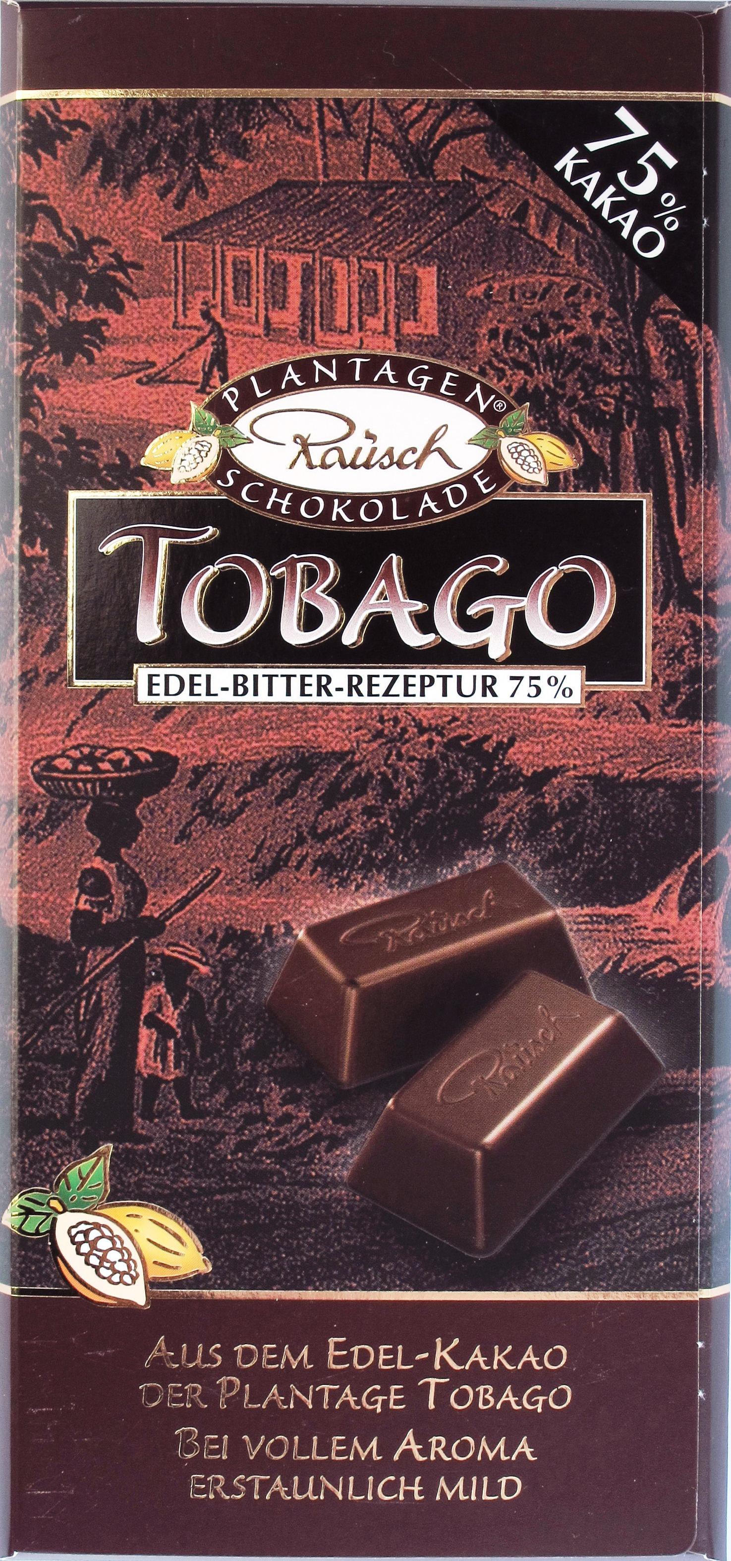 Rausch Tobago 75%