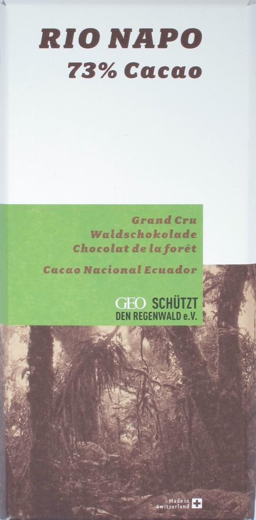 Rio Napo 73% Cacao