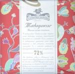 Rozsavolgyi Csokolade 72% - Madagascar, Coverseite