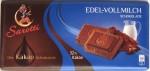 Verpackung Sarotti Edelvollmilchschokolade 32%