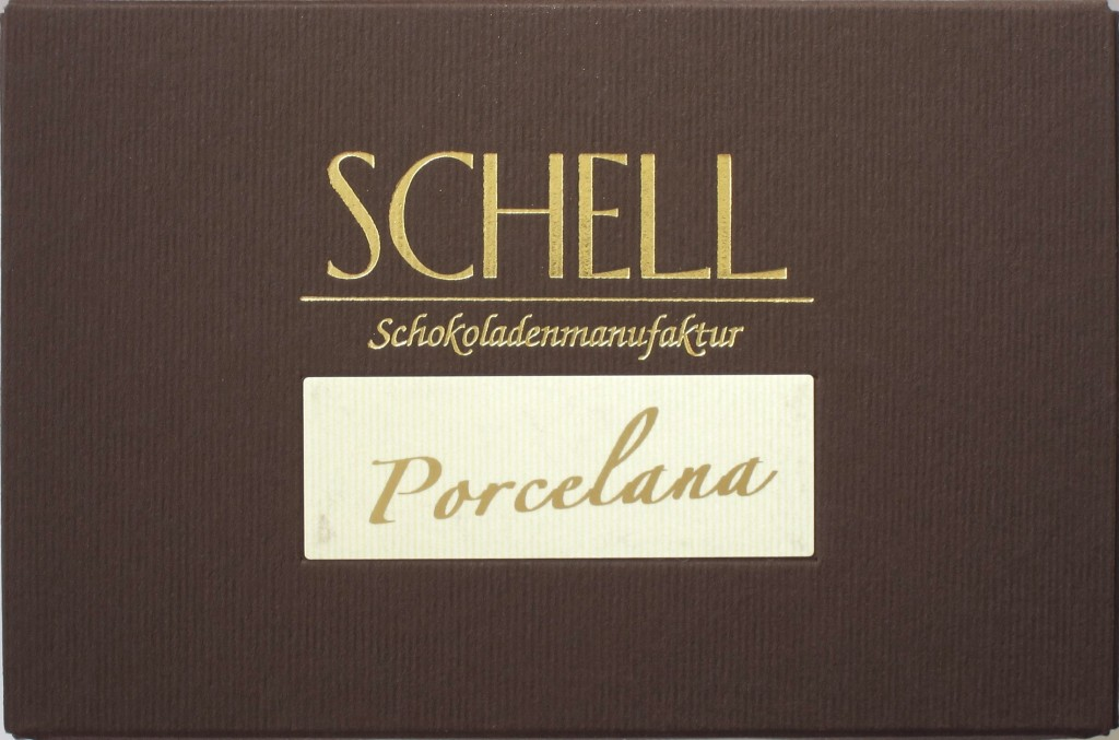 Schell-Schokolade Porcelana 74%