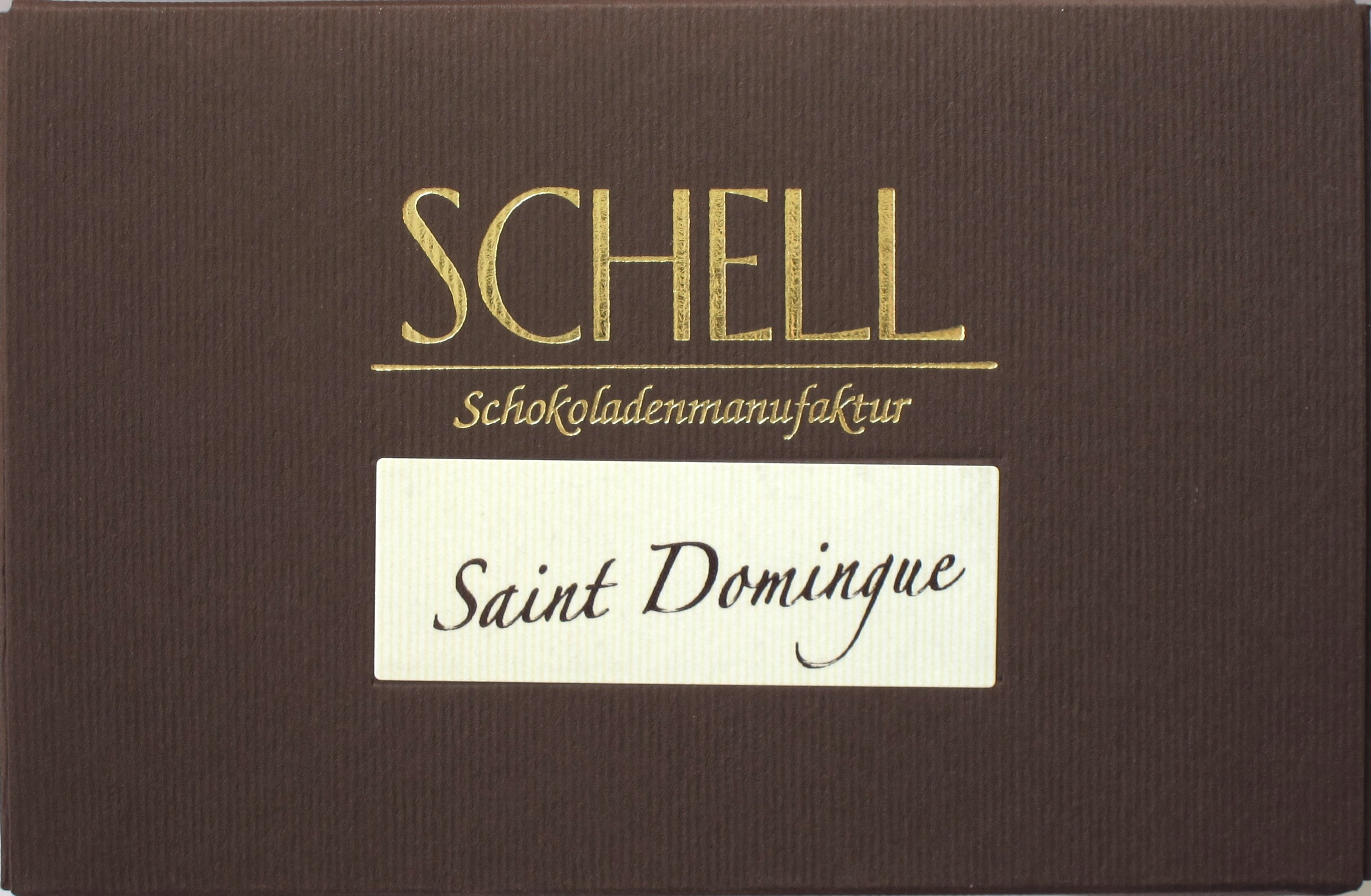 Schachtel Schell 'Saint Domingue'