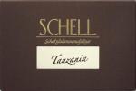 Schell-Schokolade Tanzania