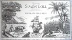 Simón Coll 50%-Schokolade 200g