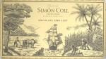 Vorderseite: Simón Coll Milch-Trinkschokolade