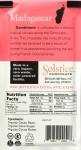Solstice 70% Bitterschokolade 'Sambirano', Inhalt