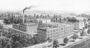 Sprengel Fabrik um 1895