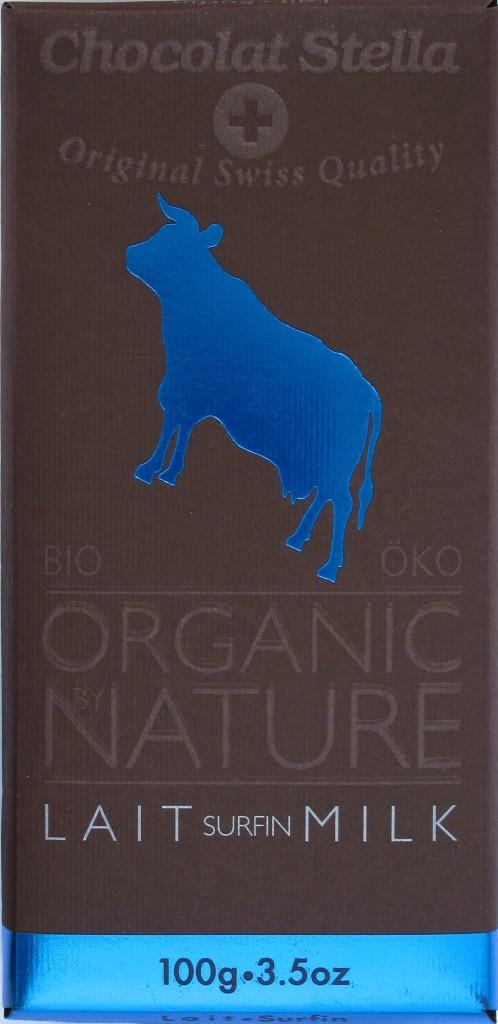 Stella/Bernrain 38% Milchschokolade
