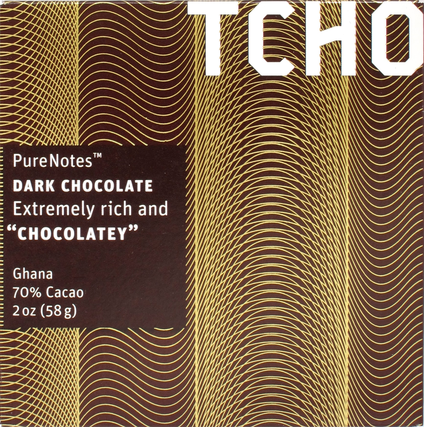 TCHO 70% Chocolatey