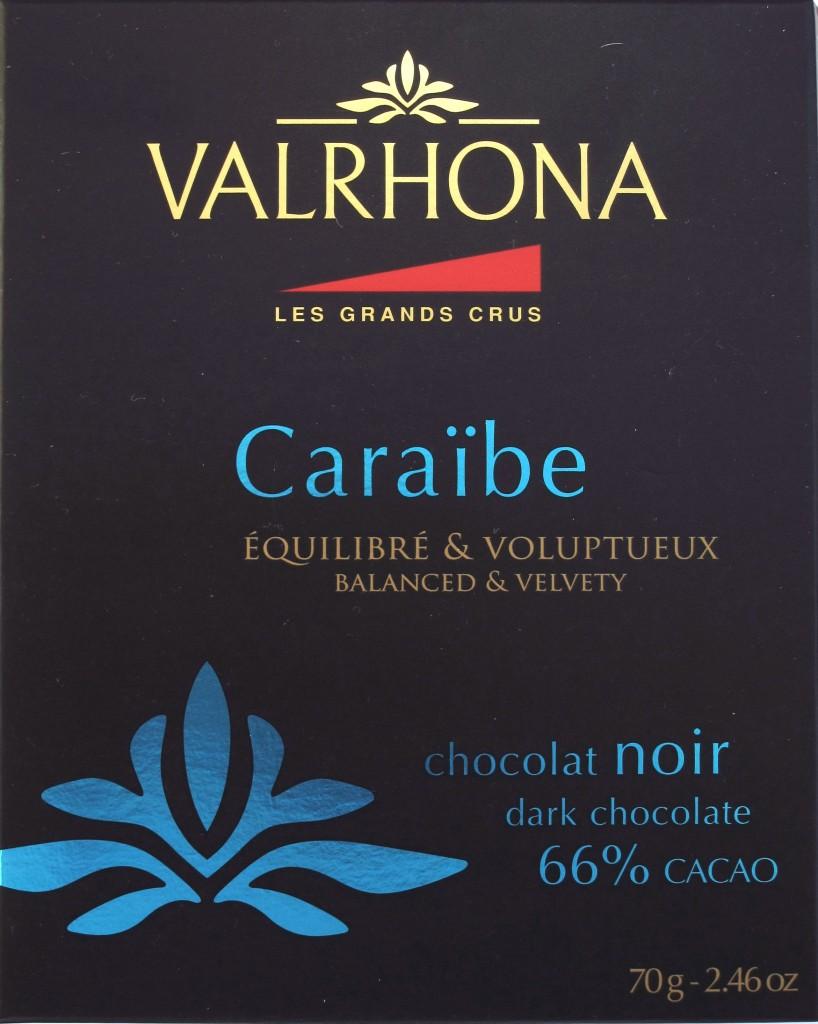 Tafel Valrhona Caraïbe