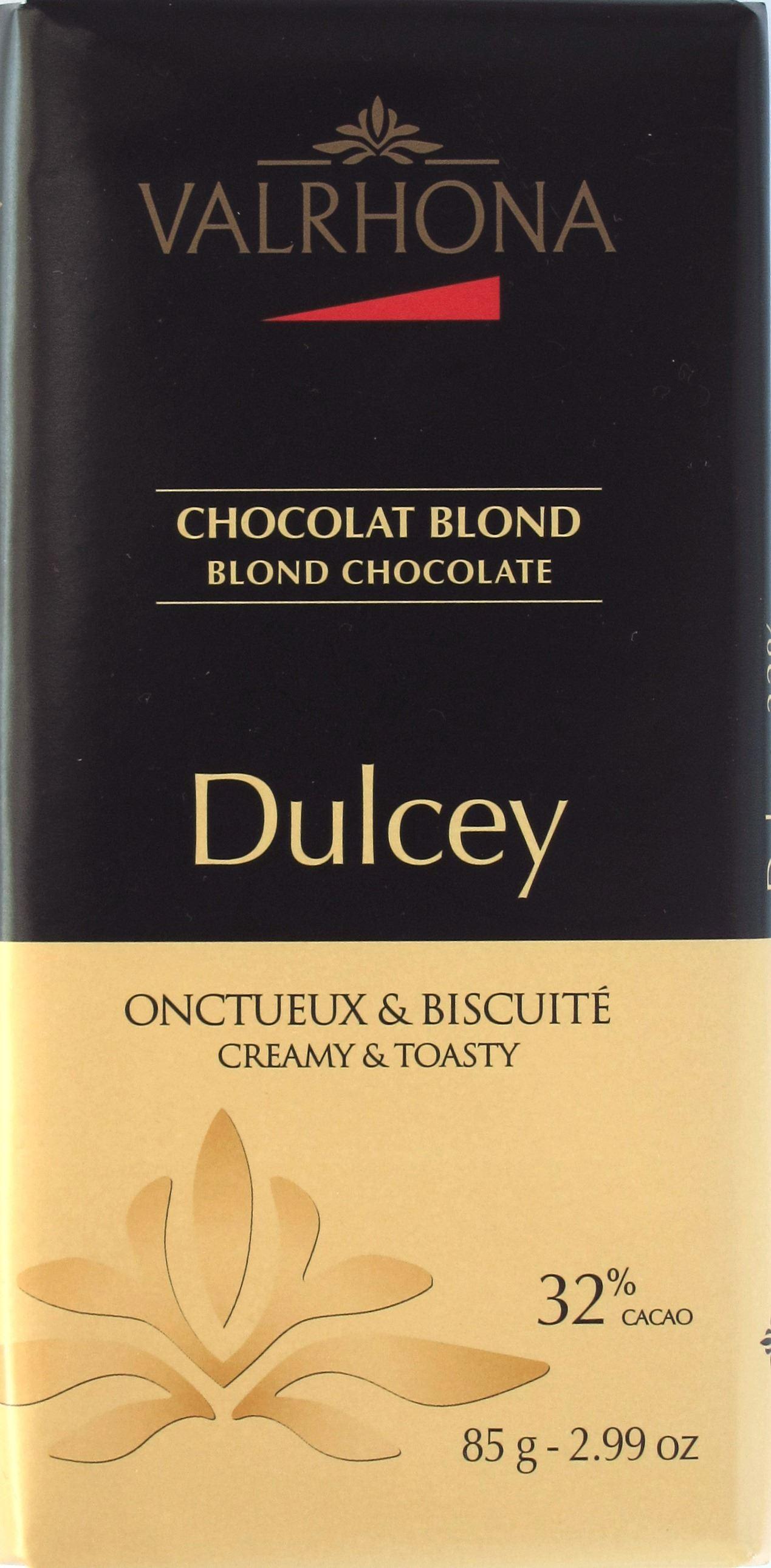 """Valrhona Weiße Schokolade """"Dulcey"""""""