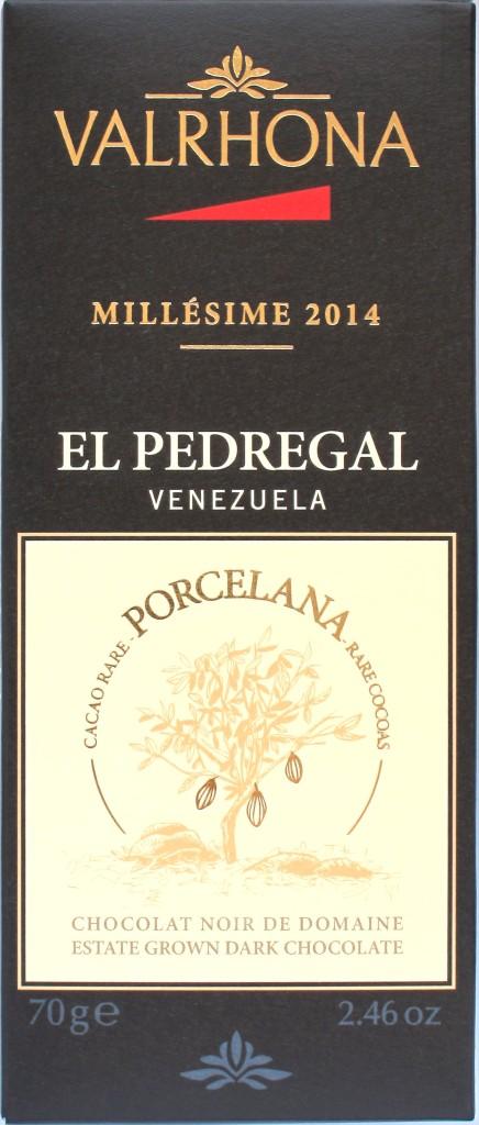 Valrhona-Bitterschokolade El Pedregal