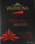 Schokoladentafel Valrhona Guanaja