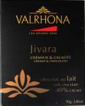 Tafel Valrhona Jivara Milchschokolade