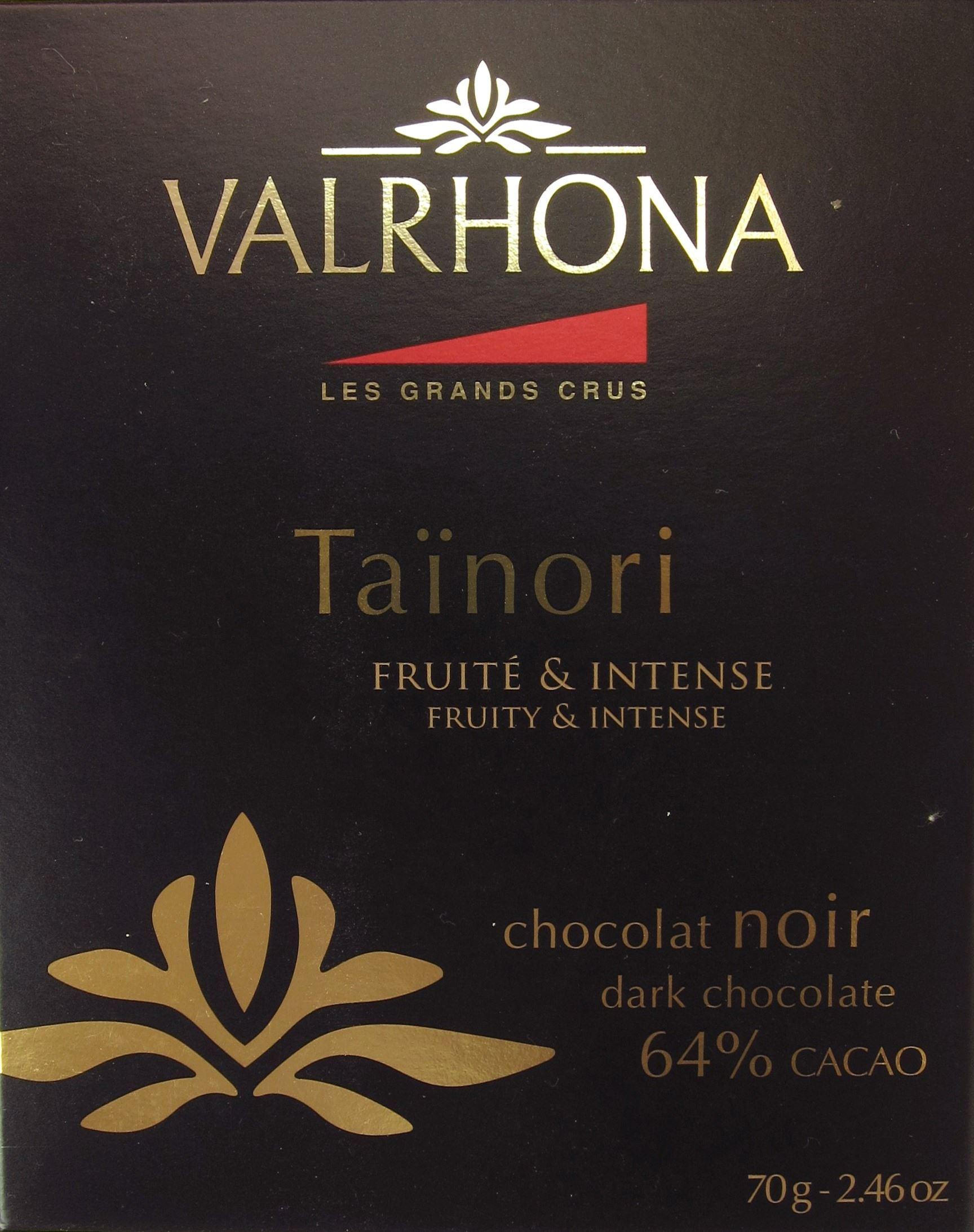 Valrhona-Schokolade aus der Dominikanischen Republik