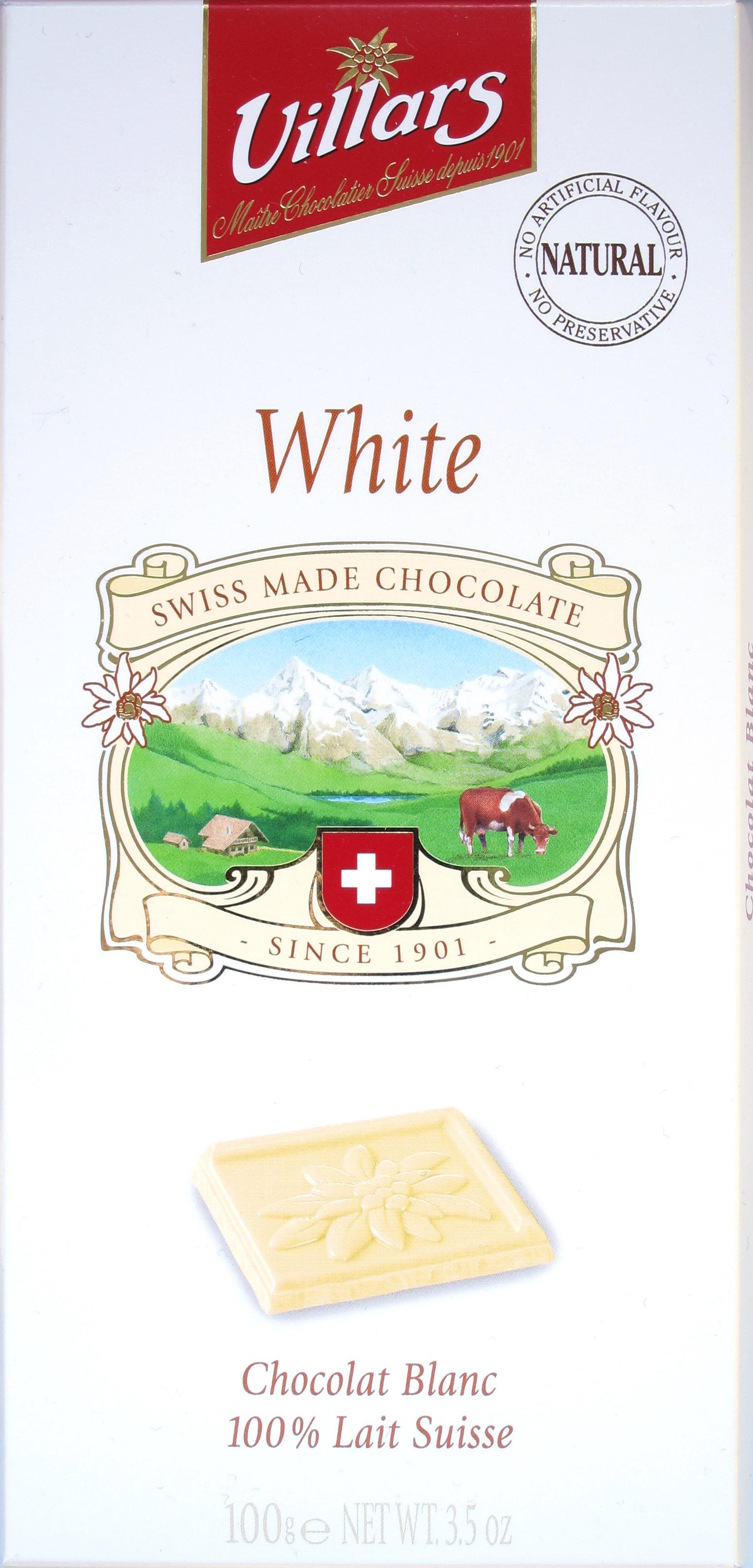 Tafel: Villars White