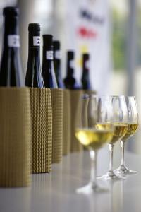 Weißweinprüfung
