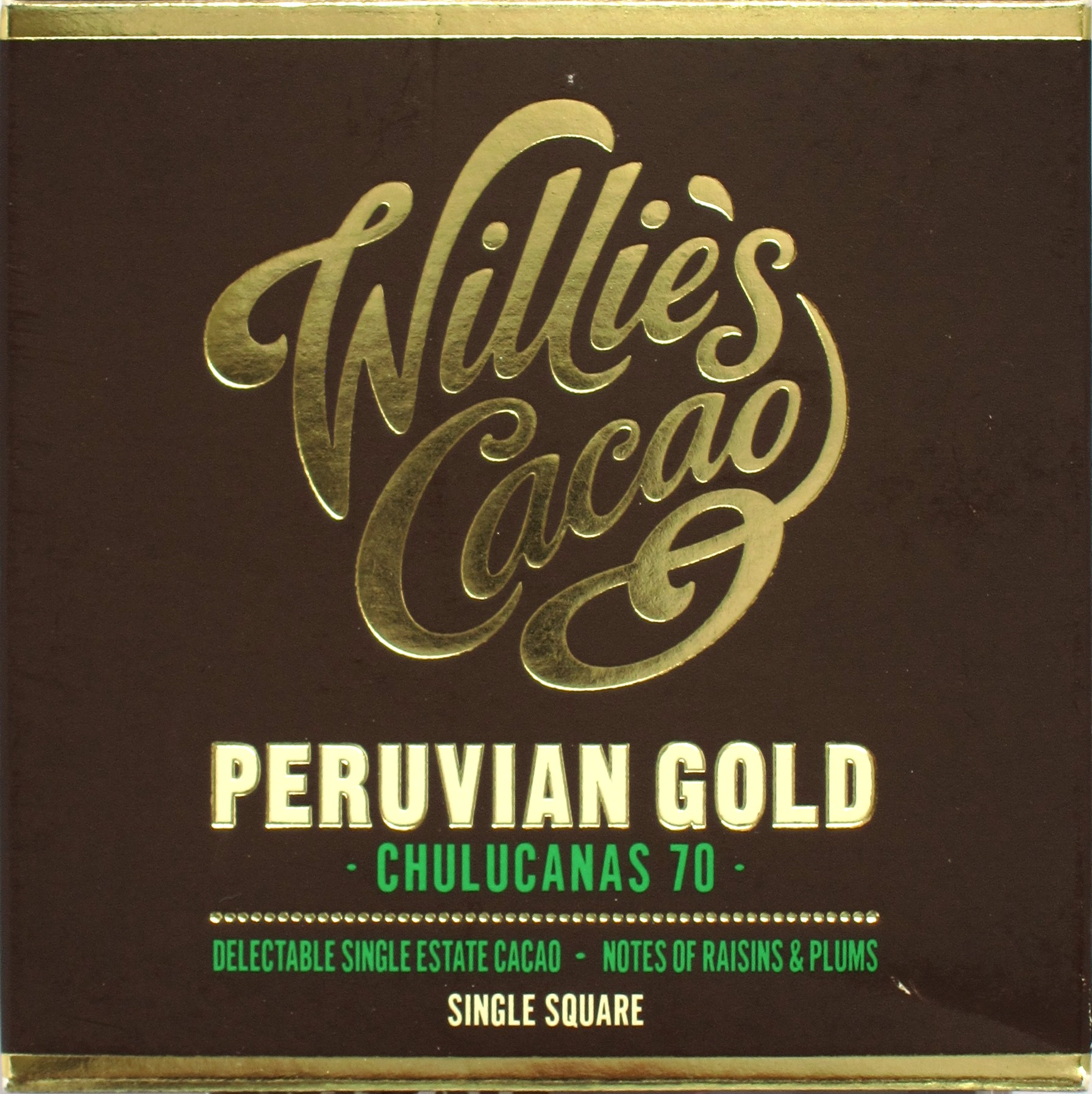 Willie's Peruvian Gold 70